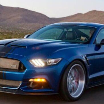 H πιο «σκληροπυρηνική» Ford Mustang
